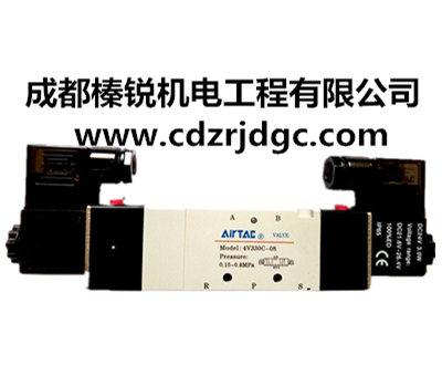 AirTac/亞德客(ke)電磁(ci)閥(fa)在工業di)遠  璞bei)的應用