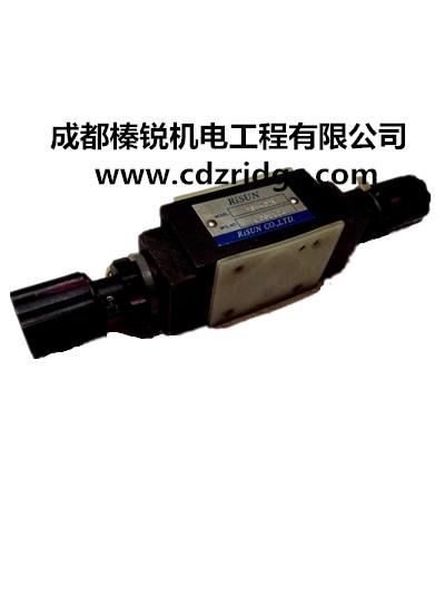 MSW-02Y 疊加式單向節流閥(fa)